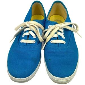 Women's Aqua Keds Oxford champion low tops - 7